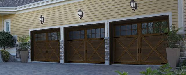 Cadillac Garage Door Seamless Gutter And Grand Traverse Garage Door Customer Satisfaction Is Our Priority