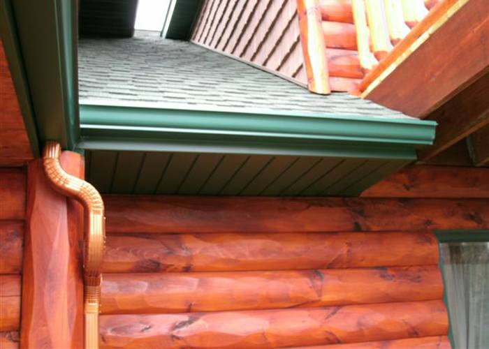 Gallery Cadillac Garage Door Amp Seamless Gutter And Grand